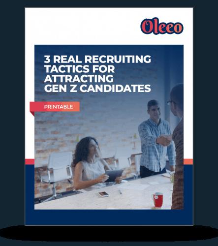 Recruiting Tactics