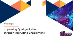 data driven recruitment process