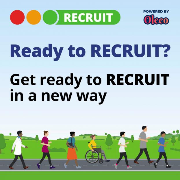 Ready to Recruit