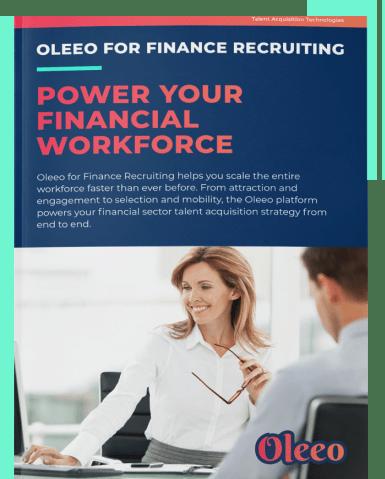 Finance recruiting